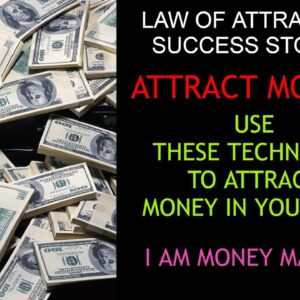 LOA SUCCESS STORY 10 || HOW TO ATTRACT MONEY USING LAW OF ATTRACTION || 1 MIN MANIFEST STORY