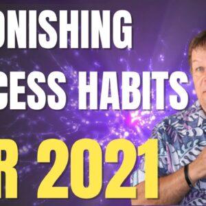 10 Astonishing Habits To Start Before 2021 - Optimize Your Success