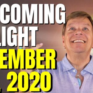 December 21, 2020 What I Believe Will Happen With The Coming Light