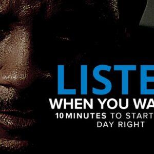 GET AFTER IT - Best Motivational Speech