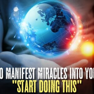 How To Manifest MIRACLES (it's actually pretty easy)