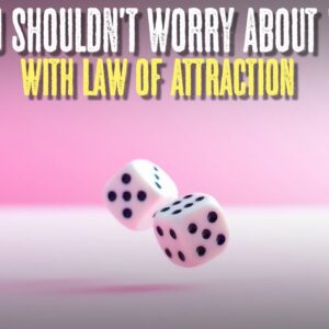 """Law Of Attraction & """"Odds"""" (how to manifest without odds)"""