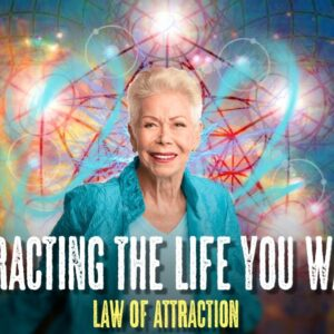 """Louise Hay - """"What We Give Out WE GET BACK!"""" ( this could change your life)"""