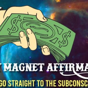 MONEY MAGNET AFFIRMATIONS | Attract More Money (listen every night!)