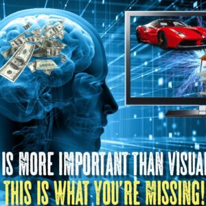 MORE IMPORTANT THAN VISUALIZING! (law of attraction)