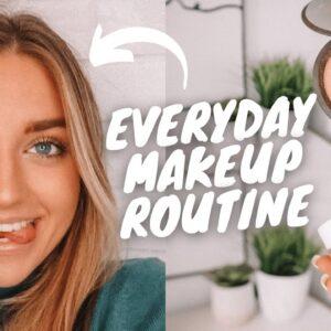 my everyday makeup routine (+ life updates!!)