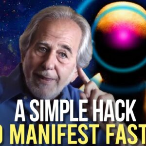 Dr Bruce Lipton - THIS IS SO IMPORTANT! (if you want to manifest what you want!)