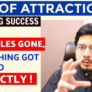 MANIFESTATION #217: 🔥 HUGE Success That Happened 100% EXACTLY Like The Intention | Law of Attraction