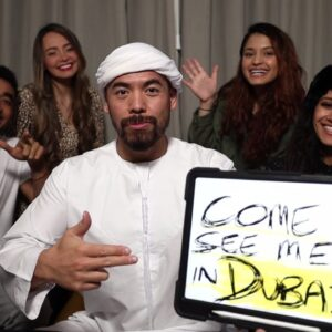 I Am In DUBAI Now!!! Come See Me for Manifesting Miracles! :) [ATTENTION: FRIENDS OF UAE!!]