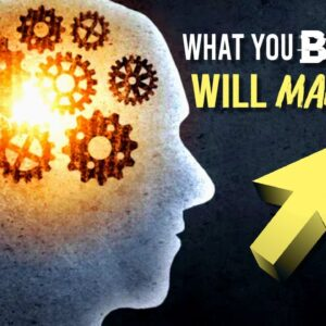 Your BELIEF Is MANIFESTING Your REALITY! (belief and the law of attraction)
