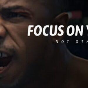 FOCUS ON YOU (Best Self Discipline Motivational Speech for 2021)