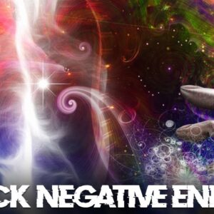 HOW TO CLEANSE NEGATIVE ENERGY (use this!)