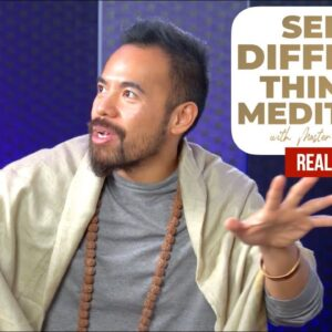 Seeing Things In Meditation? How To Know If What You Are Seeing Is Real or Just Your Mind Making It
