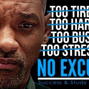 I'M GOING TO WIN - Best Self Discipline Motivational Speech
