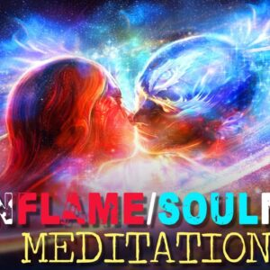 Twin Flame Meditation | Guided Meditation for Twin flame/soulmate (powerful)