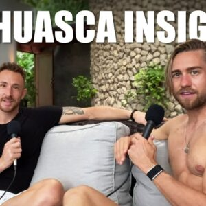 Our Crazy Ayahuasca Insights with Victor Oddo