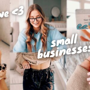 small businesses you NEED TO KNOW ABOUT
