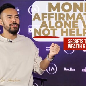The Secret to Manifest Money & Abundance | Affirmations Alone Will Not Help You.. [Powerful Truth!]