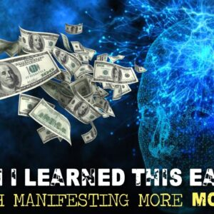 Start Doing THIS To Manifest MORE MONEY (VERY EASY!)