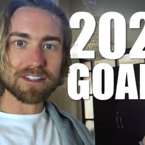 take your 2021 goals OFF a pedestal by doing this one thing