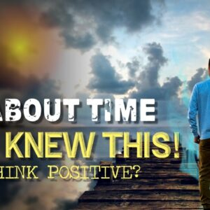The Truth About POSITIVE THINKING (it's about time you knew this)