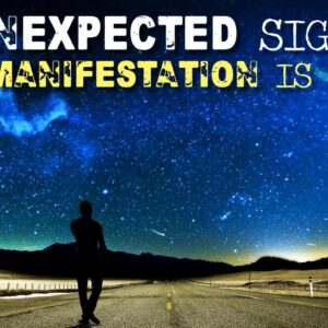 This UNEXPECTED Sign Your Manifestation Is CLOSE! (don't miss this!)