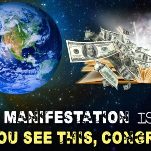 Your Manifestation Is Coming NOW! (this is meant for you)