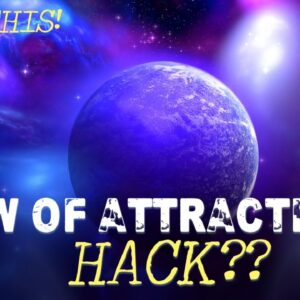30 Day LAW OF ATTRACTION CHALLENGE (try this!)