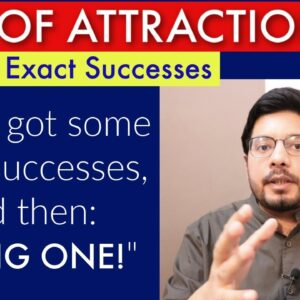 MANIFESTATION #220: 🔥 100% EXACT, Major Success Achieved with Law of Attraction | INSPIRING