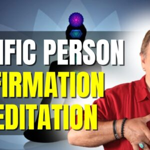 Affirmations To Attract A Specific Person Meditation | 11 Minutes 11 Seconds | 528 HZ | POWERFUL