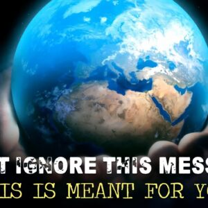 DON'T IGNORE THIS MESSAGE!