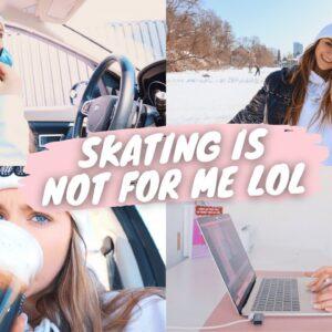 DON'T take me skating