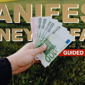 Large Sums of Money Comes to Me | Guided Meditation to Attract Wealth & Abundance FAST!