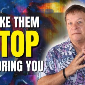 Make Them Stop Ignoring You | Law of Attraction Specific Person Secrets