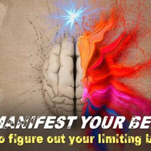 You're Manifesting Your BELIEFS (how to figure out TRULY, what your beliefs are!)