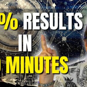100% RESULTS - Make The Universe Answer You In 20 Minutes Or Less | VERY POWERFUL