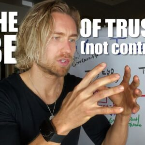 The Vibration of Trusting the Universe (and NOT controlling it)