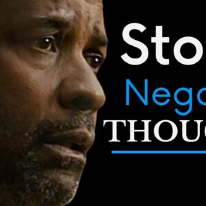 Stop Negative Thinking and Believe in Yourself - BEST MOTIVATIONAL SPEECH