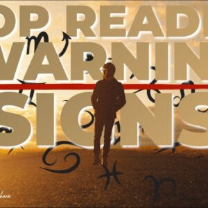 WARNING! Don't Misinterpret Signs from The Universe [MUST WATCH!!]