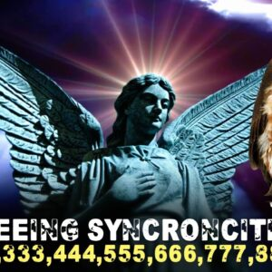 What To Do When You Keep Seeing SYNCRONICITIES! | WHAT THEY MEAN (2 things)