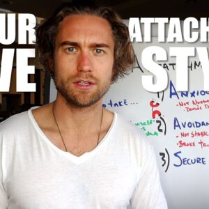Your love attachment style is blocking love (what's yours?)