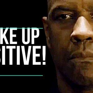 Break Your Negative Thinking || WAKE UP POSITIVE Motivational Video