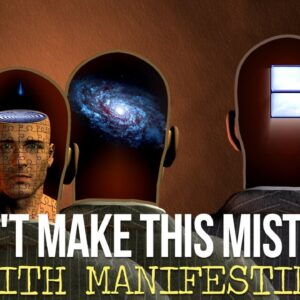 DON'T MAKE THE SAME MISTAKE I DID, WITH LAW OF ATTRACTION!