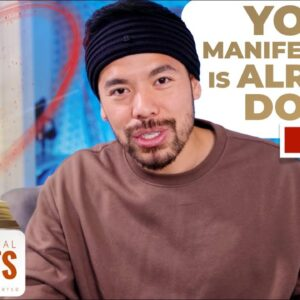 Don't Try Too Hard When Manifesting   Do This Instead!