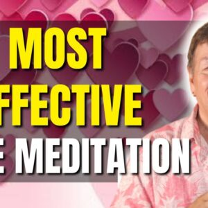 The Most Effective Meditation To Manifest Love And A Beautiful Relationship | 528 HZ Love
