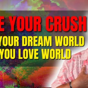 Make Your Crush Obsessed With You | Law of Attraction Astonishing Results | How It Worked For Me