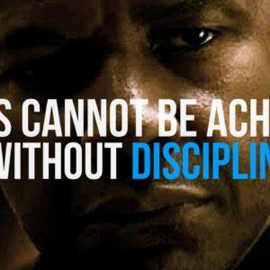 Goals Cannot Be Achieved Without Discipline - Best Motivational Speech