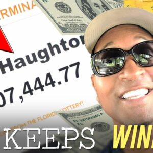 How Mark Haughton Keeps Winning The Lottery Using LAW OF ATTRACTION