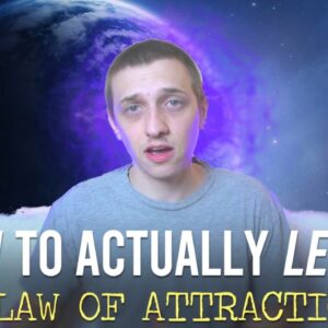 How To ACTUALLY Let Go (law of attraction)