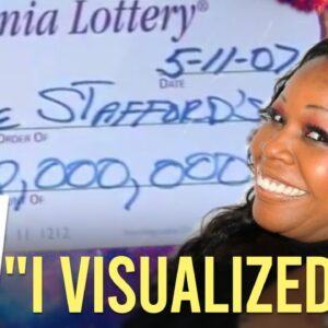 """""""I VISUALIZED IT!"""" 